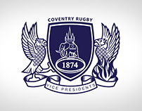 Coventry Rugby Club - Vice Presidents Logo