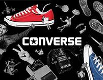 Converse 2014 OOH Campaign