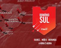 Domínio Sul - Claro Brasil