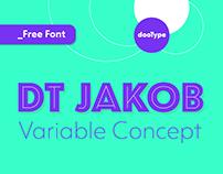 dT Jakob Variable Concept