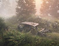 The road - Full CGI