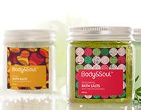 Body & Soul Brand Identity