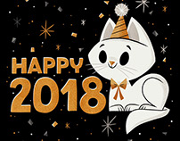 Happy 2018 Friends!