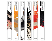 Fancy Goldfish Book Covers