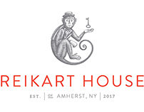 Reikart House Logo Mark Illustrated by Steven Noble
