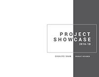 Project Showcase 2016-18