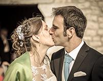 Mariage de Lucie et Laurent, Dévoluy, France