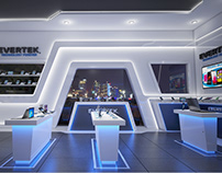 Projet : Concept store