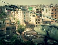 CGI Helicopter || VFX Breakdown