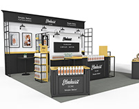 Elmhurst Trade Show Booth