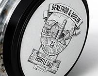 Denethor & Duilin Truffle Salt
