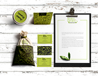 branding design Absolute Organics