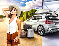Mercedes Benz After Sales official calendar