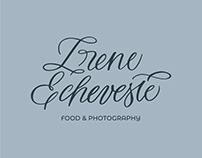 Branding: Irene Echeveste