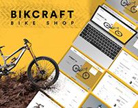 Bikcraft redesign