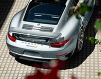 Porsche 911 Turbo S | Bernstein