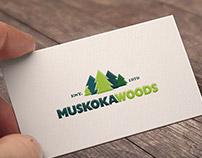 Muskoka Woods - Branding