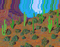 Pixel paintings 2