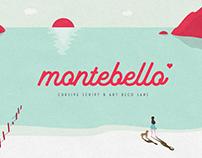 Montebello Typeface