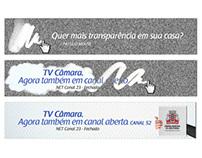 Banner - TV CÂMARA