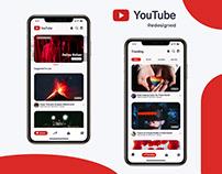 Youtube App Redesigned