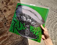 "Vinyl design ""OSANNA"""