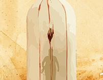 Bahubali 2 Minimal Poster