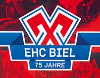 EHC Biel – 75 Jahre –Anniversary Book