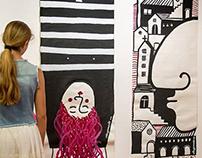 Collective expo \ CapitanataGranTour \ 2016 \ Foggia,IT