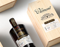 Rhum Clément, Rare Cask Collection