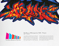 Bronx Retrospective Poster Series