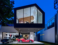 Autohaus by MF Architecture