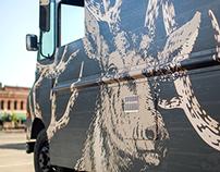 Buckhorn BBQ Truck