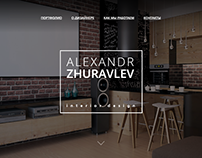Interior designer site