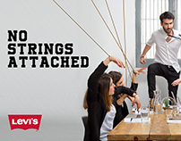 LEVI'S No Strings Attached