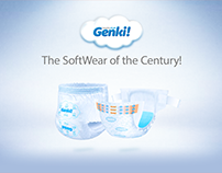 Genki! The SoftWear of the Century