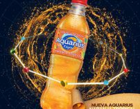 AQUARIUS | Lanzamiento Naranja Tropical 🌴