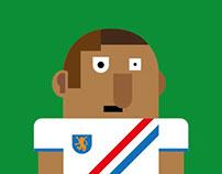 Dutch Football player
