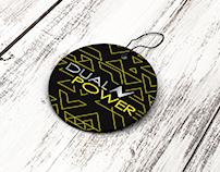 Hang tag Dual Power