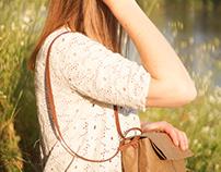 Shing, sac à main en papier eco-responsable | Shooting