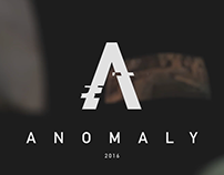 Anomaly SFFF 2016 Branding