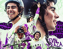 Kevin Peraza | VANS, Monster Energy