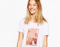 Print Tshirt (floral)