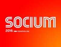 SOCIUM - Free Font