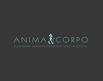 Anima&Corpo - Brand identity