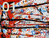 GALERIA CROMO póster