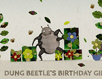 Dung Beetle's Birthday Gifts