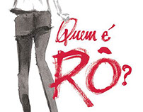 Comic - Editorial | 2015 | Quem é Rô?