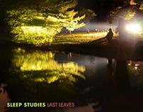 """Sleep Studies """"Last Leaves"""""""