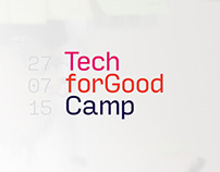 Tech for Good Camp, supported by Comic Relief